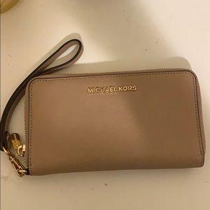 A brand new Michael kors wallet